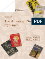 The Oxford History of the Novel in English_ Volume 6_ The American Novel 1879-1940 ( PDFDrive )