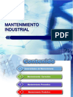 Mantenimiento I Ndustrial