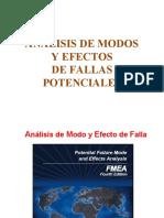 004 - Analisis de Modos y Efectos de Fallas Potenciales