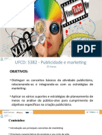 5382 - publicidade e marketing