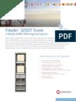 Ceragon - FibeAir 3200T - Brochure