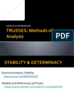 CH 05 - TRUSSES (Methods of Analysis).pptx