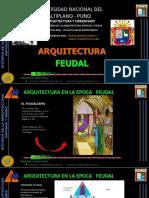 ARQUITECTURA FEUDAL-RAMOS, SURCO