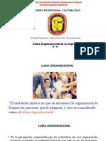 Clima Organizacional en la empresa - 15