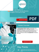 Global and Japan 2, 4-Dichlorobenzyl Alcohol Market Insights, Forecast to 2026