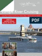 Europe River Cruising 2011