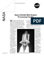 NASA Facts Space Shuttle Main Engine Processing Facility 2005