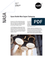 NASA Facts Space Shuttle Main Engine Turbopump
