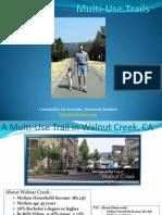 Dunwoody Multi Use Trails