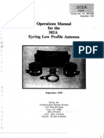 Eyring - ELPA 302A Operations Manual