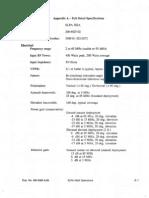 Eyring - ELPA 302A Operations Manual Appendix