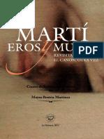 Marti, eros y mujer (revisitand - Martinez, Mayra Beatriz