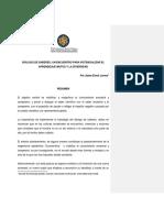 DIALOGO DE SABERES(1)