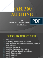5 - AUDITING
