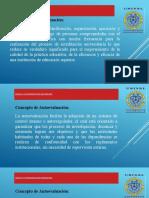 Presentación- Autoevaluación Institucional