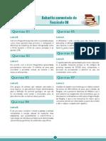 ENEM Amazonas GPI Fascículo 8 – A Evolução das Espécies - Gabarito Comentado