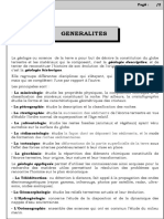 GEOT1S1-GENERALITES