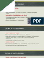 CONTROL DE CALIDAD DEL PELLET