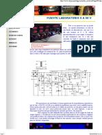 Fuente Laboratorio 0 50v Lm723
