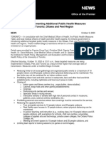201009_Public Health Measures_News Release