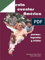 CUENTA CUENTOS AMERICA - MARGARITA MIRO IBARS - ANO 2007 - PORTALGUARANI
