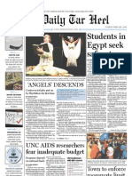 The Daily Tar Heel for February 1, 2011
