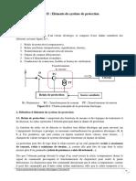 CH. II  Eléments du système de protection.pdf