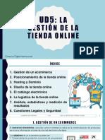 UD5 Gestion de la tienda online