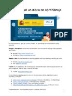 20200528 Recursos de ayuda para la creación de dirarios de aprendizaje