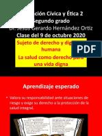 Fce 2-Clase Del 9 de Octubre 2020