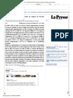 Turess _ Evolution du taux de cotisation au régime de retraite (système public)