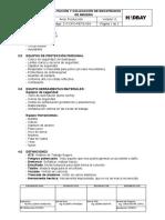 217-OPO-PETS-054 Habilitación y Colocación de Encofrado de Madera