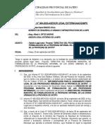Directiva de Formalizacion de Propiedad