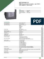 Schneider-PM5110-Datasheet