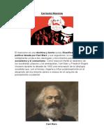 Corriente Marxista por Luis de león