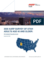 2020 AARP UT Annotated Questionnaire