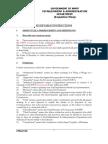 KPK Manual of Secretariat Instructions 2008