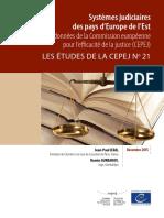 ÉVALUATION DES SYSTÈMES JUDICIAIRES DES PAYS D'EUROPE DE L'EST (2012).pdf
