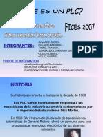PLC funcionamientos