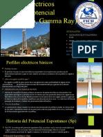 Perfiles Eléctricos Básicos (Potencial Espontaneo, Gamma 1