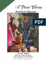 TEKUMEL Empire of the Petal Throne.pdf