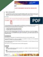 1.1 Risk Assessments