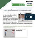 Ficha Autoaprendizaje Ciclo Vii Ciencia y Tecnologia Semana 1