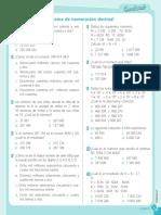 MAT4P_U2_Ficha adicional sistema de numeración decimal