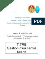 Rapport Salle de sport.docx