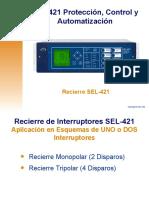 06_Reclosing Relay_SEL421
