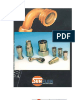 CAT 4660 Section E Hose Fittings | Pipe (Fluid Conveyance) | Manmade