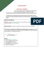 ACTIVIDAD 6 ANALIS DE LA DEMANDA