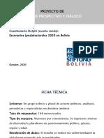 Informe 4 Delphi_Envío participantes (Octubre2020)