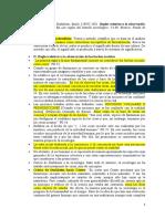 3.Estructuralismo. Durkheim, Reglas relativas a la observación de los hechos sociales.